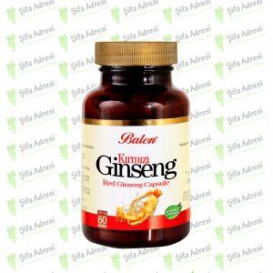 Kırmızı Ginseng Ekstraktı
