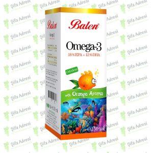 Omega3 Balık Yağı Meyveli
