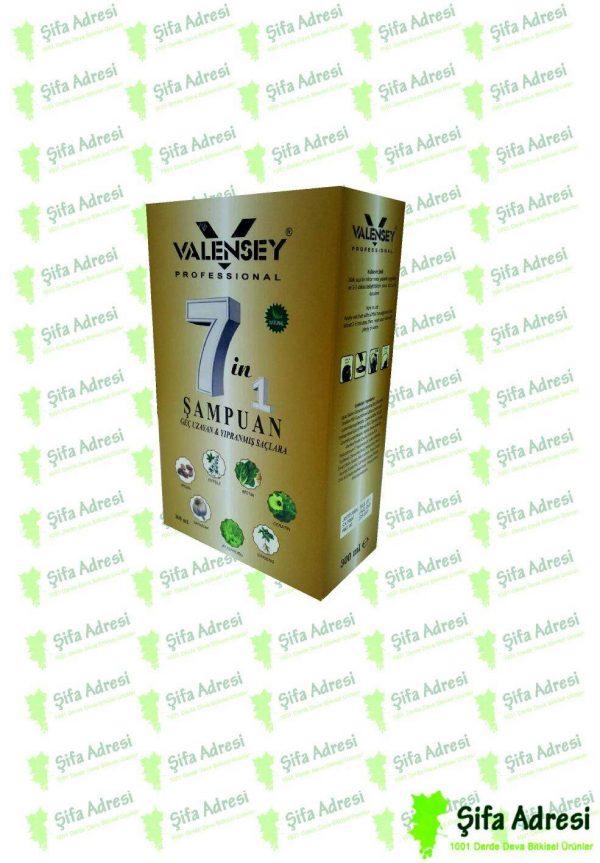 Valensey Şampuan