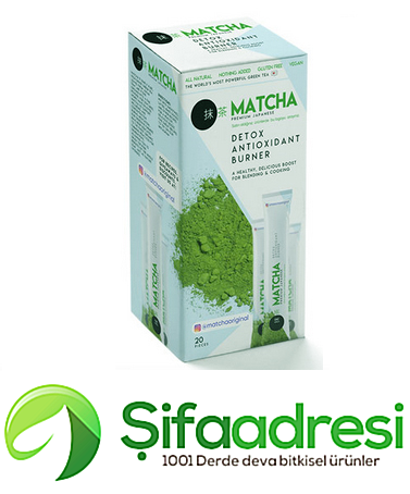 Matcha (Maça) Çayı Matcha Premium Japanese Tea