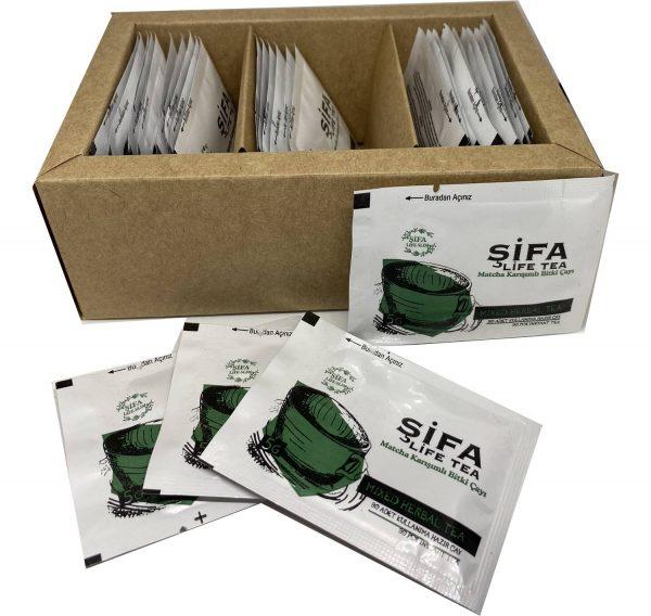 Sifa Life Slim Tea Matcha Tohumlu Çay 30 Adet